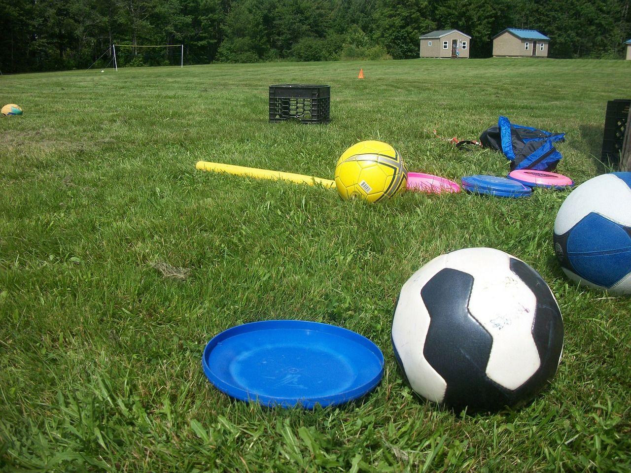 An image of sport equipment